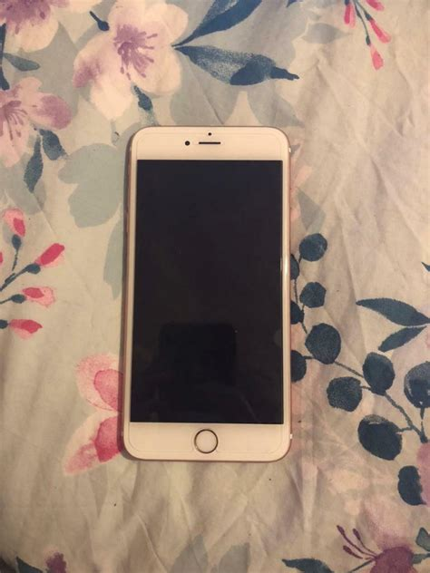 iphone 6s plus 32g gold unlocked in totton hshire gumtree