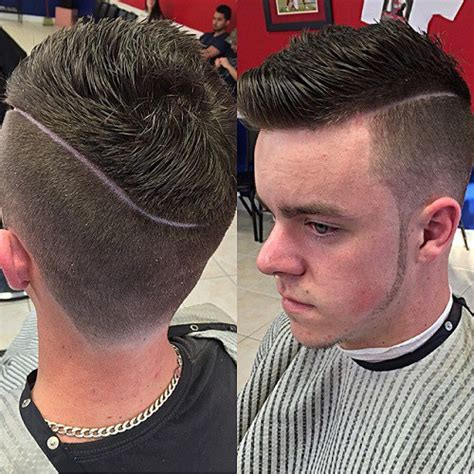 mens haircuts parted to the side 40 latest side parted men s hairstyles