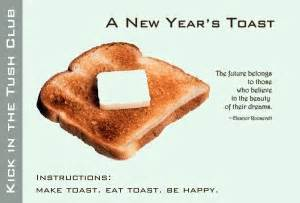 a new year s toast 10 simple steps to happy our lady of