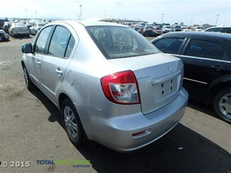Suzuki Sx4 Oem Parts by Used Transmission For Sale For A 2008 Suzuki Sx4 Partsmarket