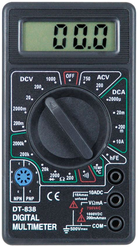 Digital Multimeter Chy Dt 9810 quot quot