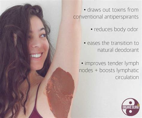Underarm Detox by Benefits Of A Clay Armpit Detox Organic Organic