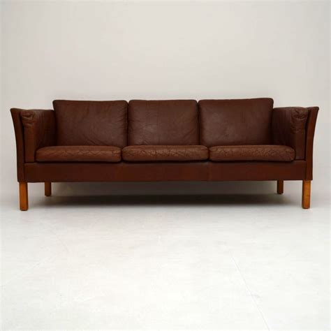 retro leather sofa vintageather sofa sofas for