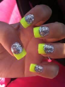 neon color nails nails neon nails trend for 2013 fab fashion fix