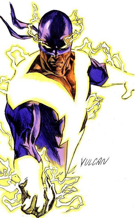 black vulcan black vulcan character worldofblackheroes