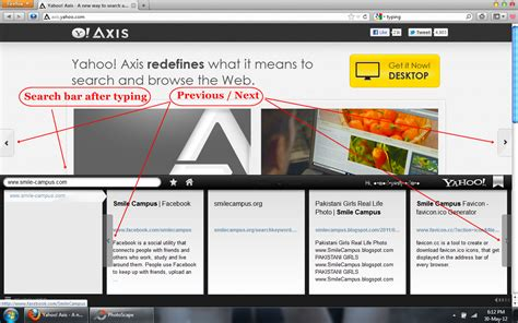 axis web yahoo axis web browser how it works smilecus