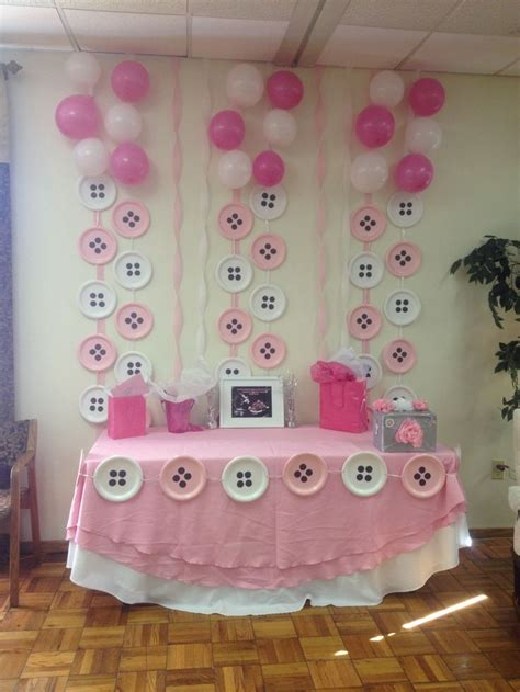 Decorating Ideas For Baby Shower Gift Table Baby Shower Gift Table Baby Shower