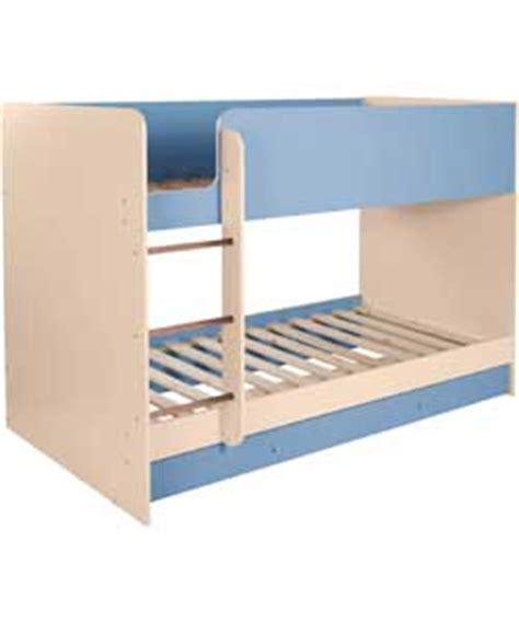malibu bunk bed malibu blue bunk bed frame review compare prices buy