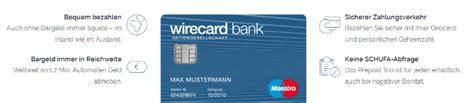 wirecard bank wirecard bank erfahrungen 187 zum banken test 2018