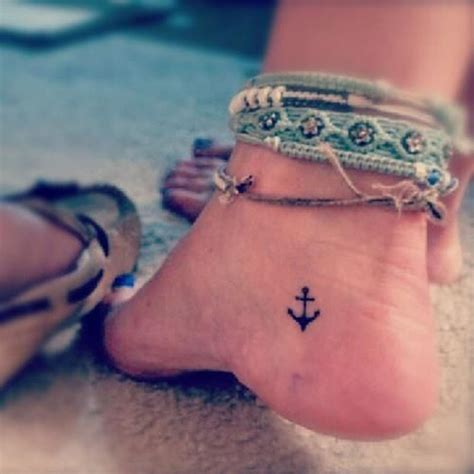 anchor tattoos on foot 27 anchor tattoos on wrist for