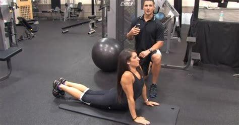 video stretching  abdominal adhesions    finally     horrible