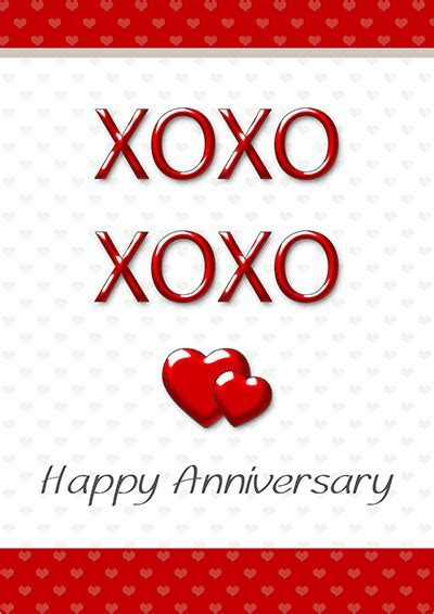 30 Free Printable Anniversary Cards   KittyBabyLove.com