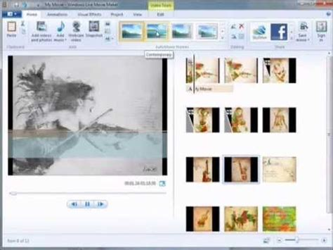 tutorial windows media movie maker 17 best images about windows movie maker on pinterest