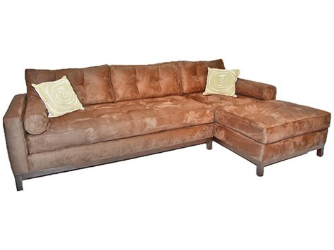 tufted sectional sofa with chaise