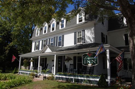cranmore inn bed and breakfast new inns and resorts