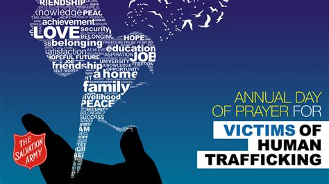 salvation army international anti trafficking