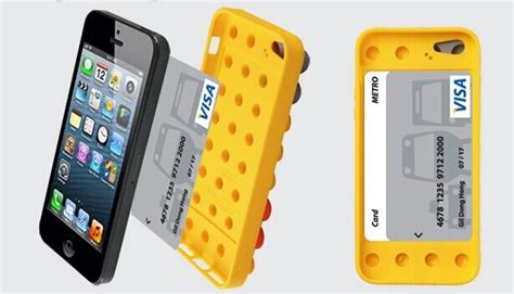 Taffware Nano Explosion Proof Toug Or Iphone Iphone Se 5 5s Transparan 3d building blocks brick style soft silicone for iphone 6 black jakartanotebook