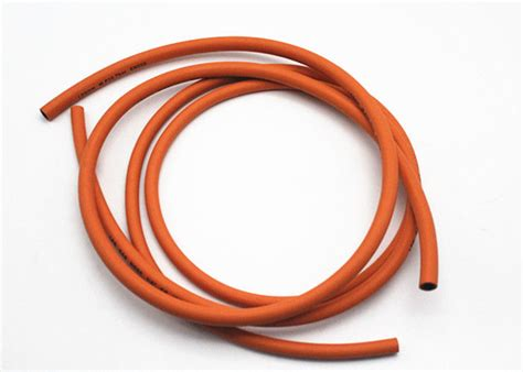 Gabus Rubber Cortica T 6mm 6mm 8mm w p 300 psi lpg gas hose orange resistant rubber hoses for gas