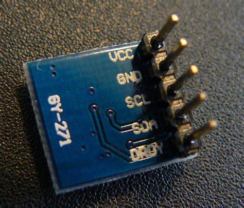 arduino code hmc5883l using a hmc5883l magnetometer compass with the