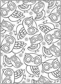 owl coloring pages for adults 25 best ideas about owl coloring pages on owl