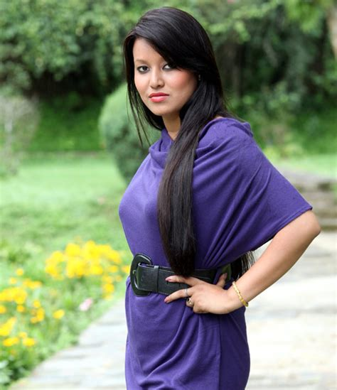 Malina Joshi Nepalese Model And Miss Nepal 2011 Winner