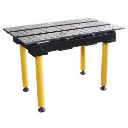 strong welding table strong buildpro tma52238 welding table 38 in x 22 in