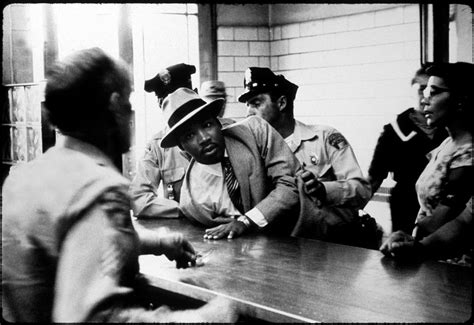 Martin Luther King Arrest Records Meet The Civil Rights Photographer Who Helped Change History
