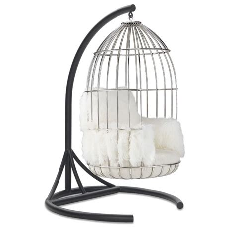 Birdcage Chair by Tweet Tweet A Birdcage Hanging Chair Wee S