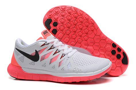 cheap nike running shoes womens cheap womens nike free 5 running shoes white