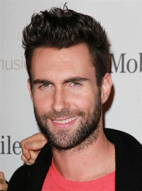 Hairstyle Adam Levine