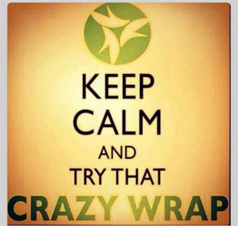 Trying To Keep It Wraps by Try That Wrap Thing Today It Tones Tightens And
