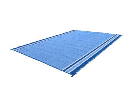rv awning mat rv patio mat awning mat outdoor leisure mat 9x18 blue