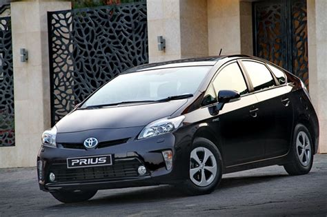 Toyota South Toyota South Africa Generation Prius Arrives In Sa