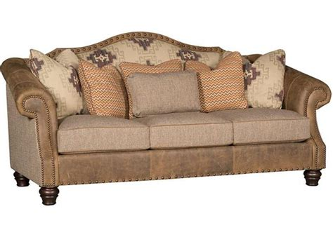 king hickory sofa king hickory living room rock leather fabric sofa 6500