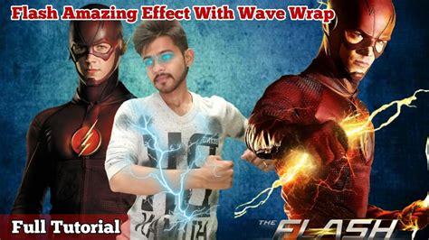 flash tutorial wave kinemaster editing 42 flash amazing effect with wave