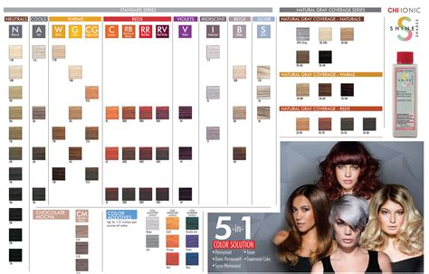 chi hair colour products official site chi ionic shine shades chi hair care professional hair