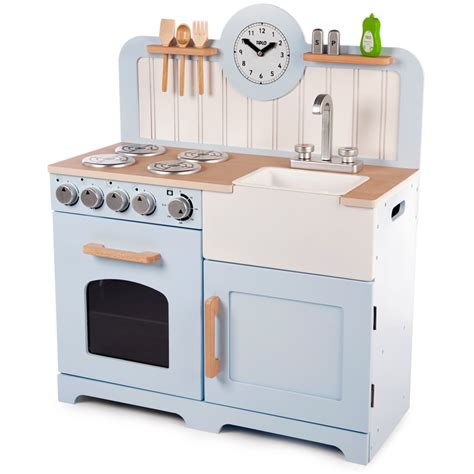 Tidlo Wooden Kitchen by Tidlo Toys Country Play Wooden Kitchen New Ebay
