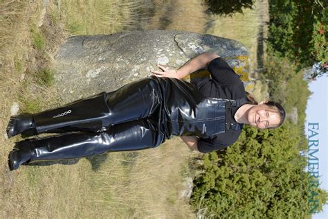 Are You Into Rubber by 61 She Can Straddle You With Rubber Tie Your