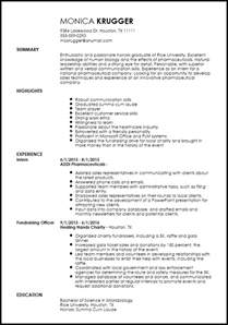 Free Entry Level Resume Templates by Free Entry Level Sales Representative Resume