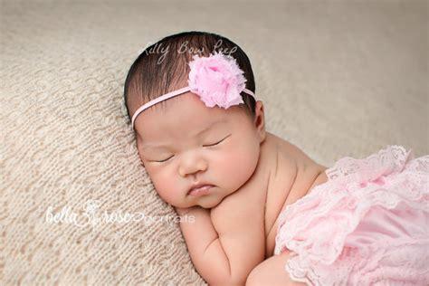 newborn baby headband bows items similar to baby items similar to baby headband flower headband baby