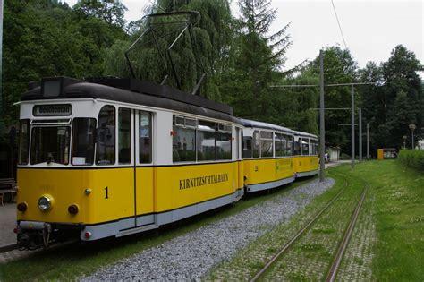 Michel Bäder by Ein Triebwagen Der Kirnitzschtalbahn Am 23 06 2012 Kurz