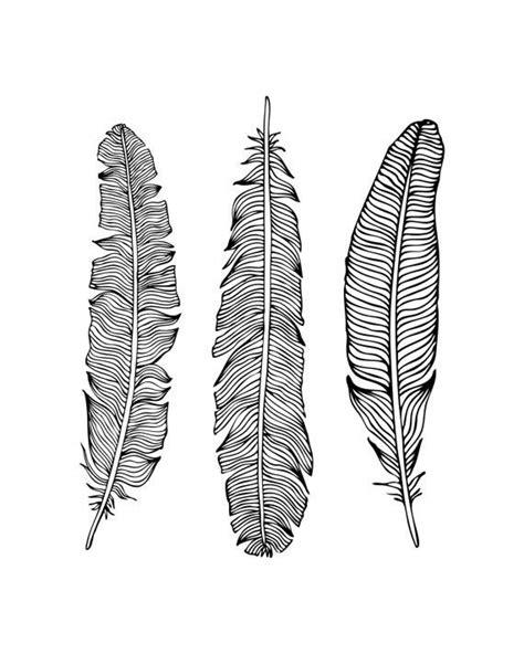 printable black art black and white native feather printable art 8x10 quot 2