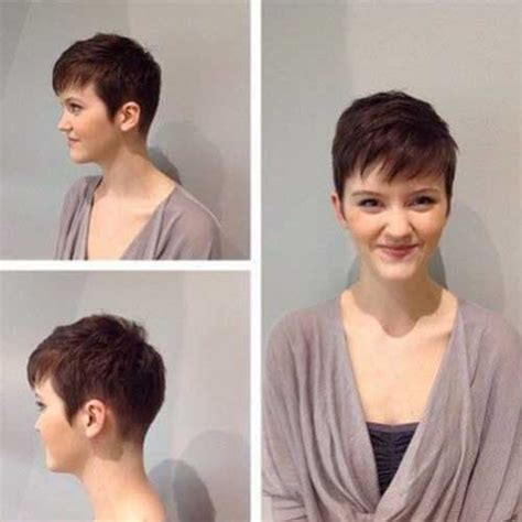 Short Hair Styles 2015   2016   Short Hairstyles