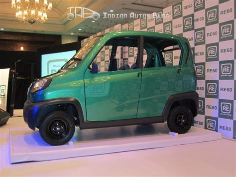 bajaj new 4 wheeler bajaj auto unveils re 60 4 wheeler auto rickshaw indian