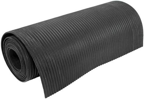 ribbed rubber trailer mat 36 quot x 22 surehoof enclosed