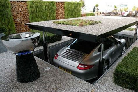 garage tech fit for a villain 12 surprisingly homey underground lairs