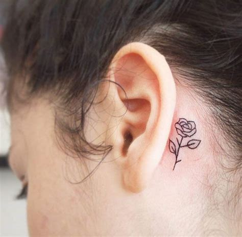 rose tattoo behind ear meaning 71 best images about the that i m quot not quot getting on