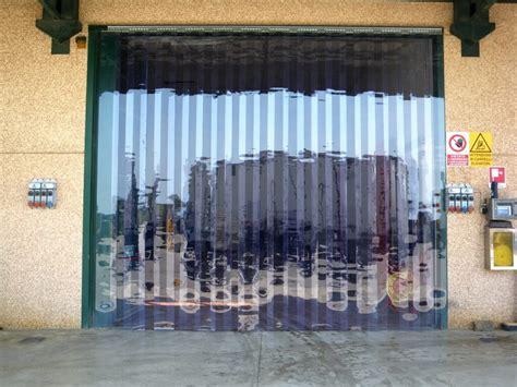 tende pvc trasparente tende a strisce in pvc trasparente