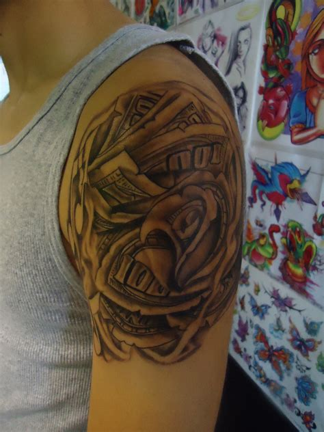 tattoo money designs money tattoos designs ideas and meaning tattoos for you