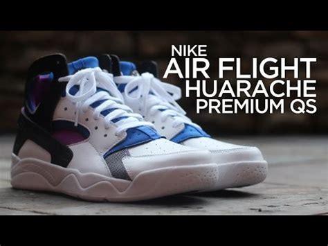 Nike Airflagh For Premium Termurah 03 closer look nike air flight huarache premium qs
